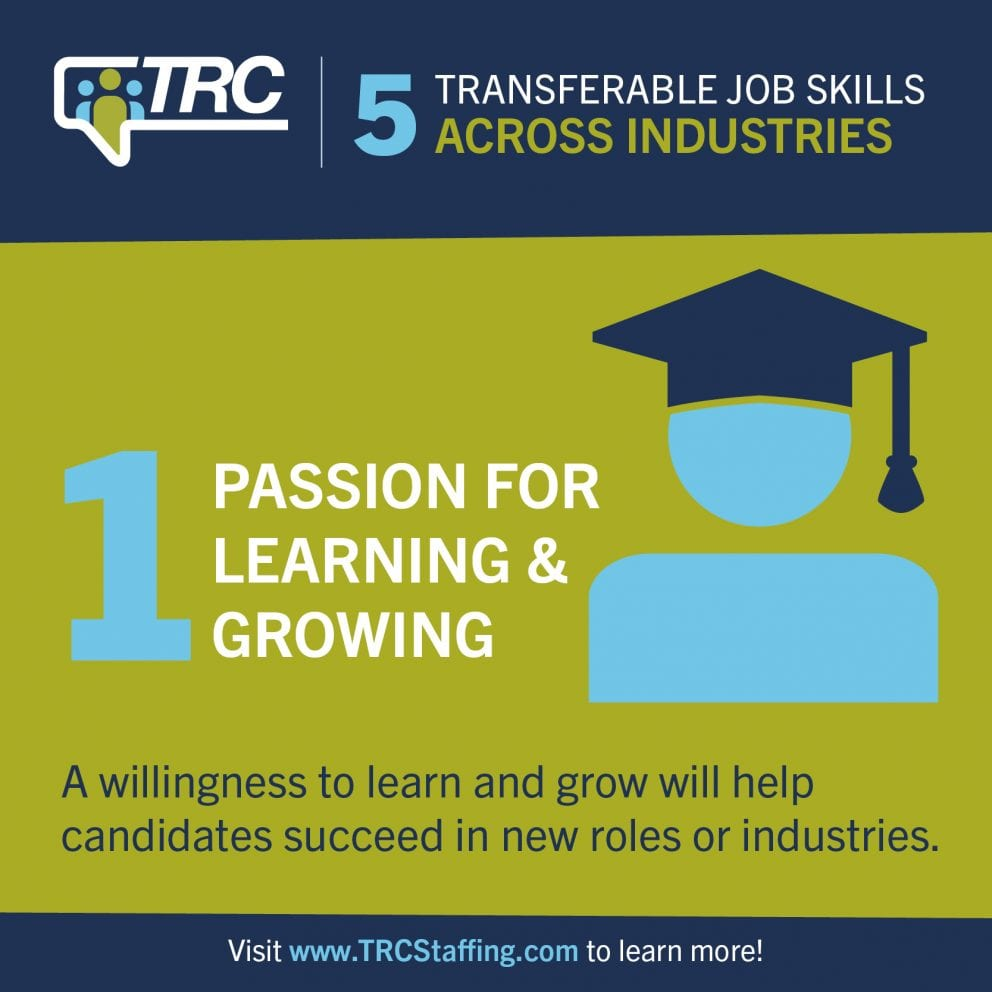 TRC Staffing - Transferable Skills 2