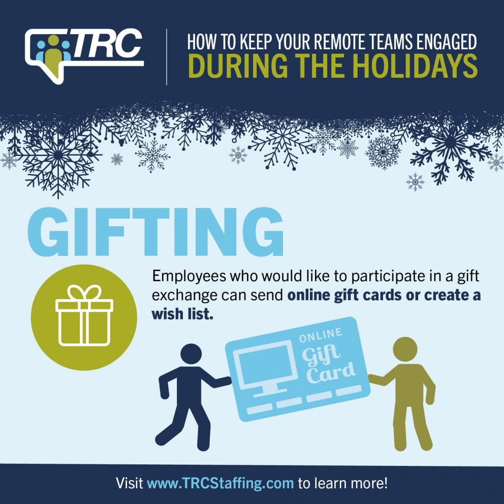 TRC | November Blog - Engaged during Holidays