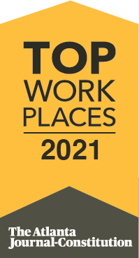 Top Work Places 2021 AJC